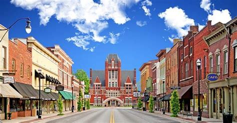small towns in america the rural blog list ranks 50 best small town main streets