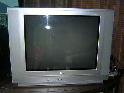 Tv Lg Flat 21 Inchi 26 lg flatron television