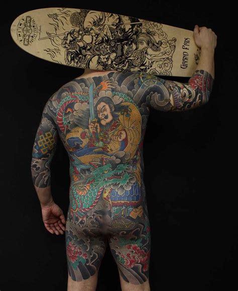 tattoo japanese magazine tattoo artist sergey buslay buslaev moskva russia
