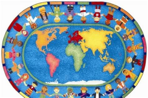 Classroom Area Rug Fundraiser By Gravier Rug For Circle Time