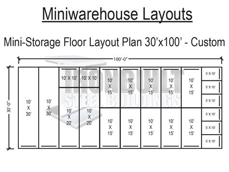 mini storage layout and design mini storage buildings self storage buildings free floor
