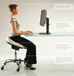 after perfect ergonomically designed office chair