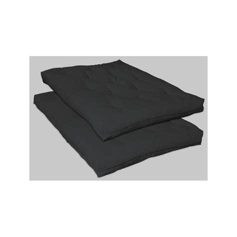 futon pad coaster deluxe futon pad black 2005