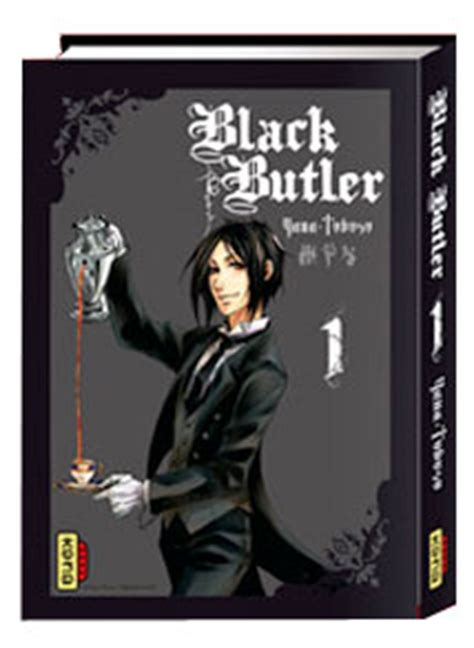 Black Butler Vol 17 1 vol 1 black butler collector news