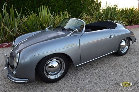 vintage porsche 356 1957 vintage porsche speedster replica for sale