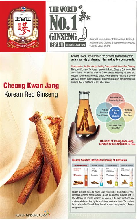 Korean Ginseng Extract Capsule Gold cheong kwan jang 6 year korean ginseng extract