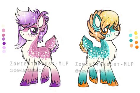 Ms Cutties Sock D 4 6th glitter deer ponies auction closed by zowiestardust mlp on