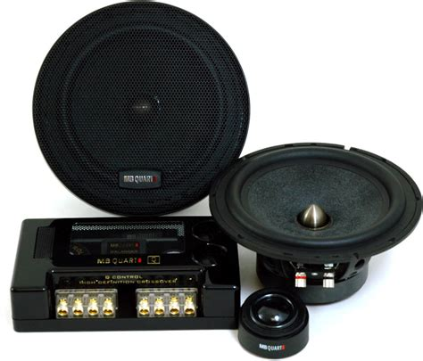 Speaker Mb Quart mb quart q 216 signature 6 1 2 quot 2 way component speakers system at onlinecarstereo