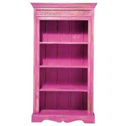 shabby chic bookshelves eivissa pink bookcase shelves from the bedroom company shabby chic home trends