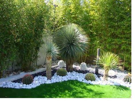 Imagenes De Jardines Con Gravilla | decoracion de jardines con piedras y plantas