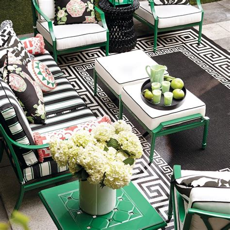 black and white key rug create drama with black carpets and rugs