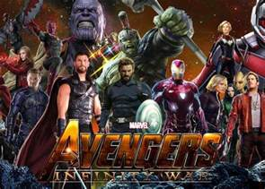 marvel s infinity war the of the marvel infinity war official trailer