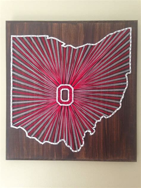 Ohio String - 17 best ideas about string states on diy