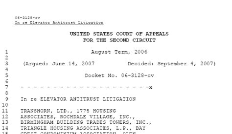How To Search A Court Number Second Circuit Unpublished Cases