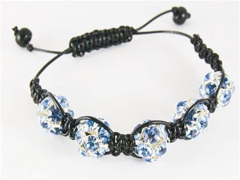 make bracelets make a shamballa bracelet jewellery project