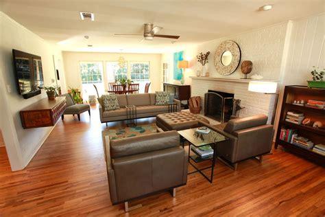 arrange furniture   narrow living room long