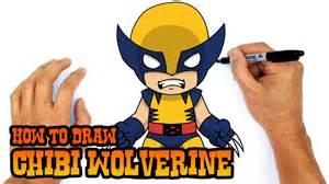 draw wolverine men