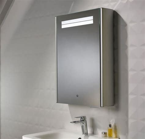 roper touch illuminated bathroom cabinet uk bathrooms