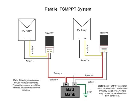 12v parallel wiring diagram solar panel info rv at series