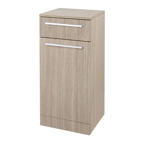 Oak Storage Cabinet Hudson Reed Dunbar Light Oak Storage Cabinet At Plumbing