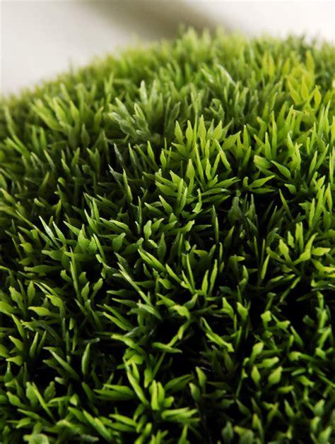 Decorative Grass Balls by Large Faux Grass Balls 15