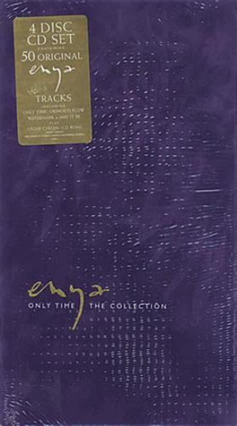 Enya Set enya only time the collection uk box set 227254