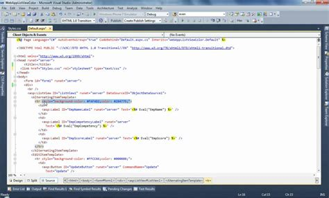 style sheet templates for asp net applying cascading style sheet css to listview asp net