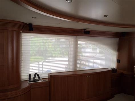 boat curtains and blinds boat blinds savannah ga yacht window treatments