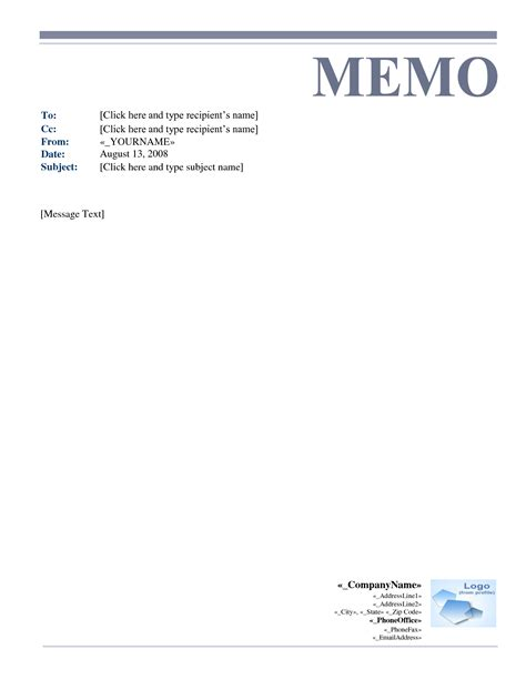 Memo Template In Word 2016 memo template word beepmunk