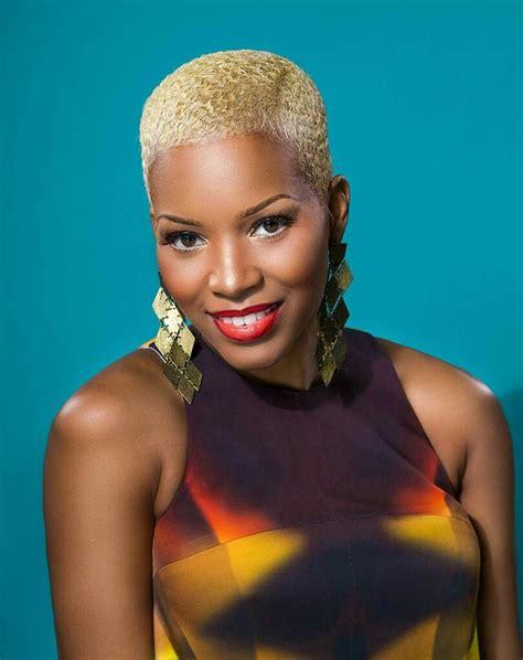 bald women 4c blonde 850 best images about big chop twa on pinterest black