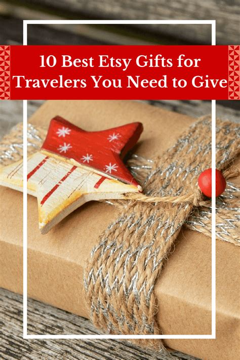 10 best budget friendly etsy gifts for travelers you need