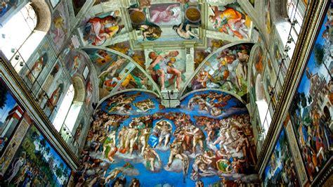 imagenes ocultas en la capilla sixtina capilla sixtina roma horario precio direcci 243 n c 243 mo