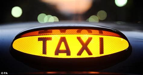 Taxi Light black cabs may end taxi maker manganese bronze calls in administrators daily mail