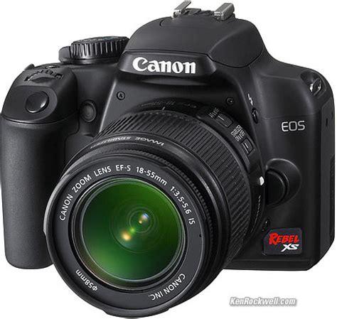 Kamera Dslr Canon 1000d ken rockwell s updates