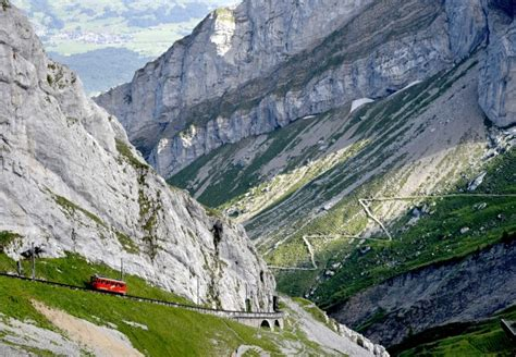treno a cremagliera svizzera abbiamo raggiunto la vetta il reportage nostro dove