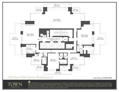 penthouse apartment floor plans 591 best images about luxurious apartments on pinterest