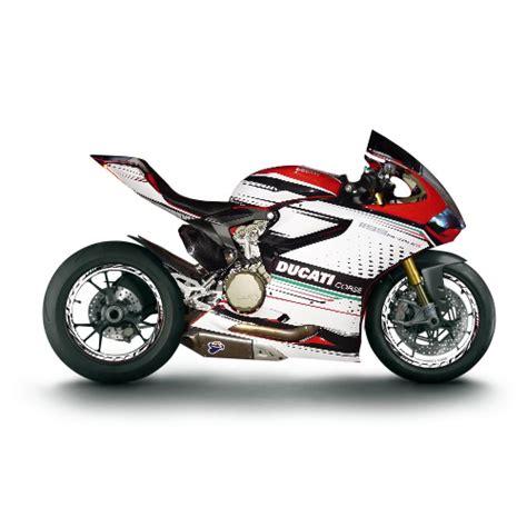 dekor aufkleber motorrad 4moto shop ducati dekor design aufkleber panigale 899