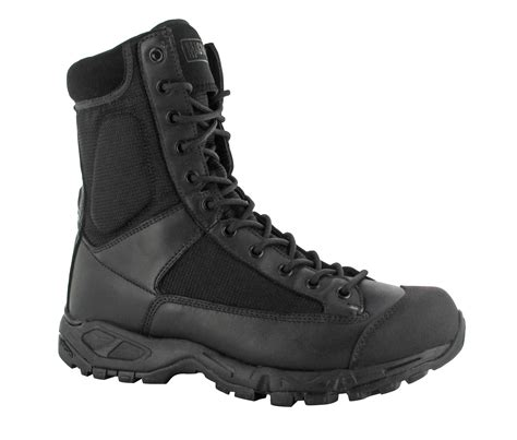 Frse Black 43 defcon 5 jump boots by magnum black tg 43 mm m800519
