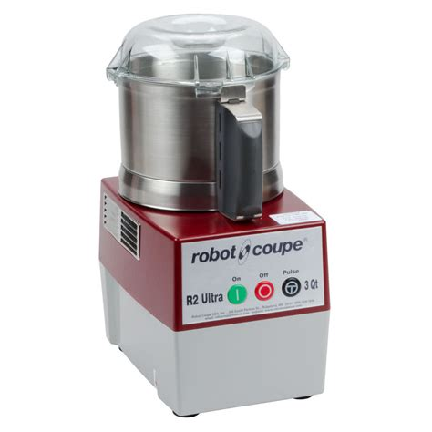 Robot Coupe Couvercle Cutter R2 1064585 robot coupe r2 ultra b food processor with 3 qt stainless steel bowl 1 hp