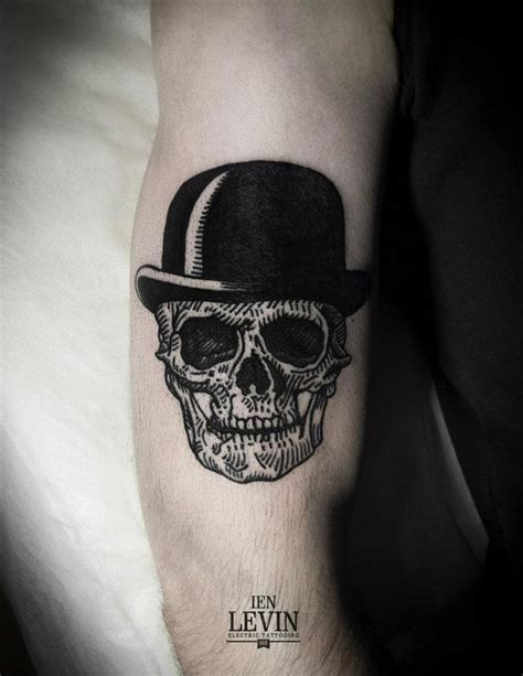skull with hat tattoo designs best skull designs our top 10