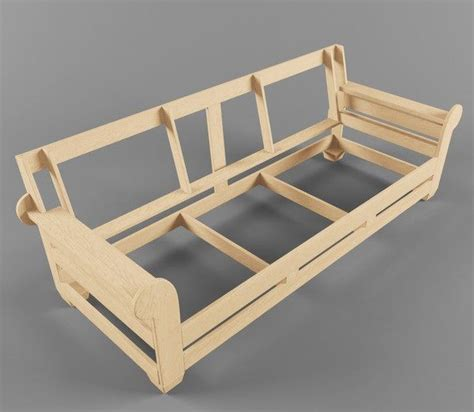 diy sofa frame sofa frame 3 jpg 600 215 522 diy woodworking pinterest