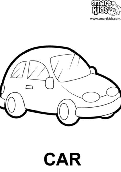 smart car coloring page colorir desenho car desenhos para colorir smartkids