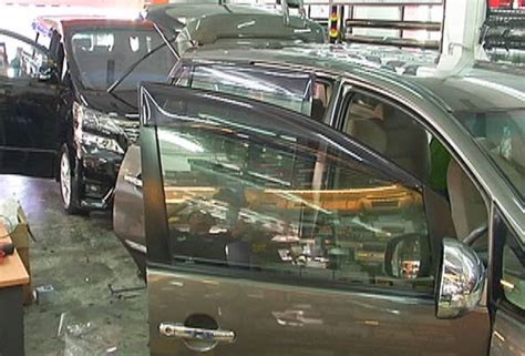 Cermin Gelap Kereta cermin gelap kereta bukan aksesori tetapi keperluan