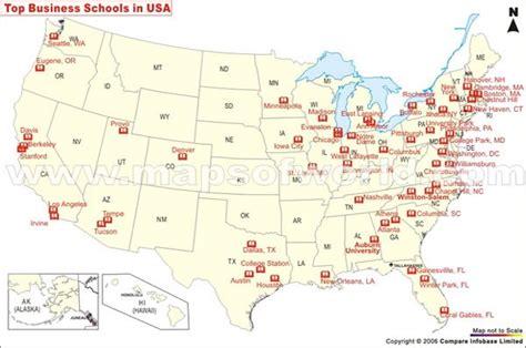 map usa universities top schools in usa nextshark