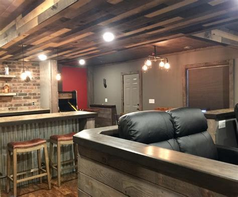 industrial basement industrial style basement remodel industrial basement