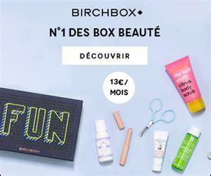 Calendrier Birchbox Birchbox Calendrier De L Avent 2016