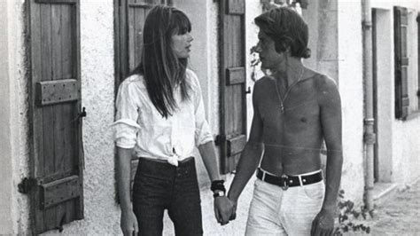 françoise hardy jacques dutronc jacques dutronc and fran 231 oise hardy 1960s lovers