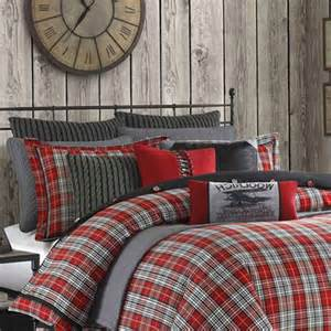 williamsport plaid xl duvet style comforter set and