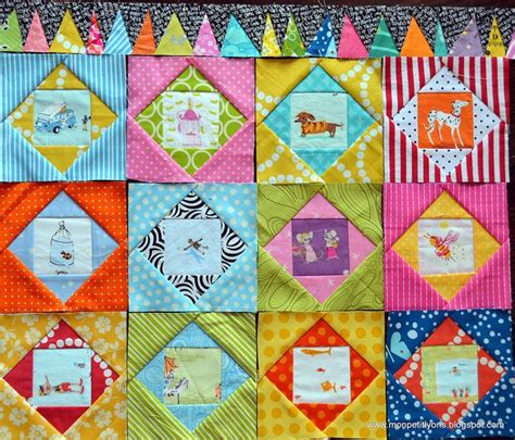 Economy Block Quilt by 1000 Images About Fussy Squares Economy Blocks On