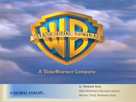 Time Warner Mba Internship by Time Warner Global Market Analysis